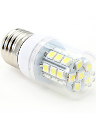 E26/E27 12 W 27 SMD 5050 1050 LM Cool White Corn Bulbs AC 85-265 V