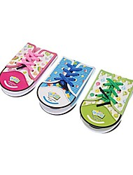 chaussures bloc-notes en forme (couleur aléatoire)