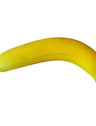 plátano fruta decorativa, 2pcs / set