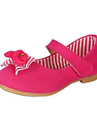 """zapatos de las niñas """"confort pisos algodón talón plano de los zapatos más colores disponibles"""