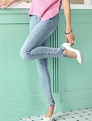 Women's Sexy/Casual Denim Pant