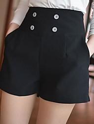 pantalones de gasa de la alta cintura de youlanyasi®women (más colores)