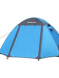 HT9187  HIMALAYA Aluminium Poles Double Tent for 2 Persons