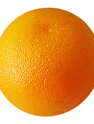 orange, fruits décoratifs, 2pcs / set