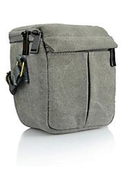 dengpin® caméra toile sac à bandoulière messenger cas pour sony A5100 A6000 de canon eos m2 panasonic CF6 samsung NX3000