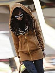 la mode manteau de la chaîne occasionnel de TYT femmes