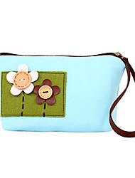 Rural Grass Cosmetic Bag