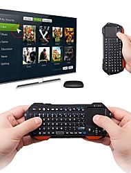 IS11-BT05 mini-teclado bluetooth wireless 77 teclas com touchpad integrado para dispositivos bluetooth
