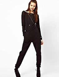 RICHCOCO Women's Raglan-Sleeve Jumpsuit