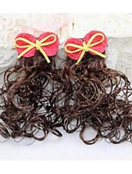 Girl's Pretty Bow Princess Wig Hair Clip(Random Color)