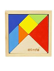 benho legno di betulla di puzzle giocattolo di formazione di legno