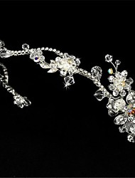 Women's Crystal Headpiece-Wedding Headbands Irregular