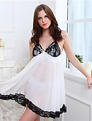 Satin/Polyester Sexy  Casual/Party Sleepwear(More Colors)
