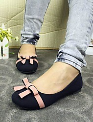 Women's Shoes Round Toe Flat Heel Flats Shoes