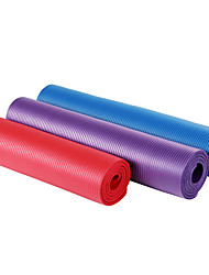 180Cm Length 10Mm Thickened Yoga Mat Exercise Sit Ups Fitness Yoga Mat