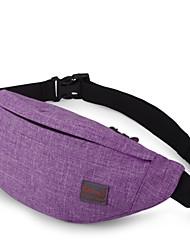 TINYAT Hot Unisex Casual Waist Pack/Waterresistant Money Belt Bag/Hiking Fanny Pack/Portable Chest Bag T201
