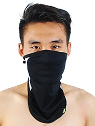 Qinglonglin Cycling Mesh Half Face Mask Bandanna Scarf
