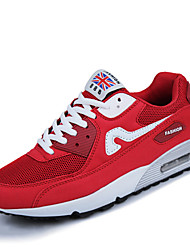 Zapatos de hombre ( Negro/Rojo/Azul marino Cuero Artificial