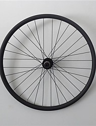 AURORA RACING 25mm carbon clincher wheelset 26er wide 25mm 32h
