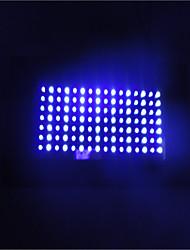 Led Grow Light 112 Leds Modern White Blue Iron