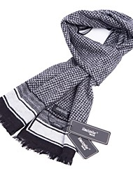 The new 2015 han edition Men scarf fall and winter Han edition mulberry silk top grade silk scarf package by 550