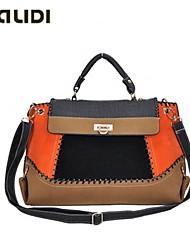 Falidi Women'S Platinum Denim Handbags Handbag Bag Retro Shoulder Bag