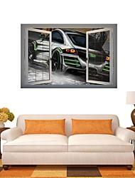 3d Stickers muraux stickers muraux, la mode voiture décoration vinyle stickers muraux