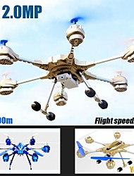 HuaJun 818 4.5 Channels RC Drone Built in HD Camera Metal Cool Body 3D Flip 6 Axis Gyro