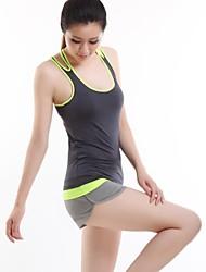 Women's Sleeveless Yoga Suits