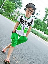Boy's Summer Sports Clothing Set