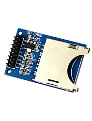 Geeetech SD Card Reader Module for Memory Read and Write