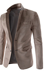 Fashion   Men's Casual Long Sleeve Suits & Blazers