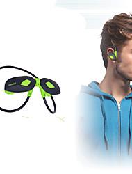 Sport Stereo Bluetooth v4.0 Headset Kopfhörerkopfhörer mit mic für iphone 6 / 6plus / 5 / 5s / s6 (Farbe sortiert)