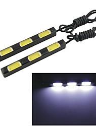 Phares de jour/Lampe décorative ( 6000K , Feux/Décoratif ) LED - Automatique