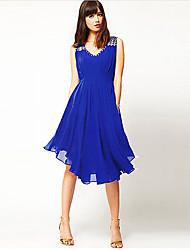 vestidos de moda elegantes vestidos casuais baratos do aosishanwomen