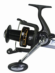GH7000 5.2:1 13 Ball Bearings Sea Fishing/Freshwater Fishing/Boat Fishing Spinning Reels Exchangable