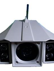 Caméra IP - Box - Etanche/Jour Nuit/Détection de présence/PoE/Dual Stream/Accès à Distance/Coupure infrarouge/Wi-Fi Protected Setup/Prêt à l'emploi -