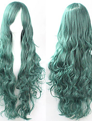 Cosplay Fashion Must-have Girl High Quality Long Curly Hair Wig