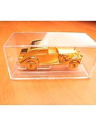 The New Creative Retro Metal Car Cigarette Lighter Golden
