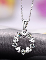 Weiyinyuan 925 Silver Necklace Pendant