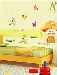 fungo smontabile dell'autoadesivo della parete camera / soggiorno / camera da letto dei bambini