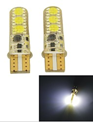 Carking™ T10-5050-6SMD Silicon Cover Superbright Clearance Lamp