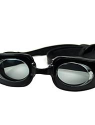 Sable Myopia Mirror Swimming Waterproof Antifogging Tempered Lenses Anti Scrape Big Frame HD Lens 923SPT