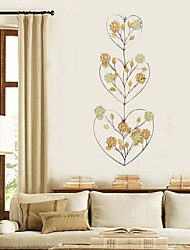 E-HOME® Metal Wall Art Wall Decor, Heart Wall Decor One PCS