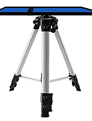 47inch hauteur alliage d'aluminium projecteur orientable support trépied (8 kg de charge)