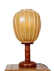 Lampade da scrivania - Rustico/lodge - DI Legno/bambù - LED/Protezione occhi