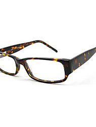 [Free Lenses] Acetate Rectangle Full-Rim Fashion Prescription Eyeglasses