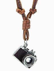 Modische Halsketten Statement Ketten / Medaillons Halsketten / Weinlese-Halsketten / Anhänger Schmuck Party / Alltag / Normal / Sport