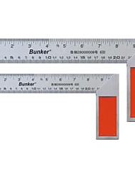 marca bunker manico di ferro quadrata con dimensioni 25cm (9.8inch)