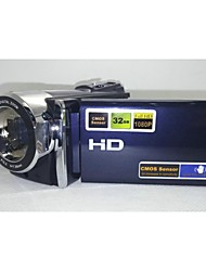 Hot Sale HD CAMCORDER WITH 5.0CMOS SENSOR 3.0 Inch LCD 16.0 MP Digital Video Camera HDV-604S